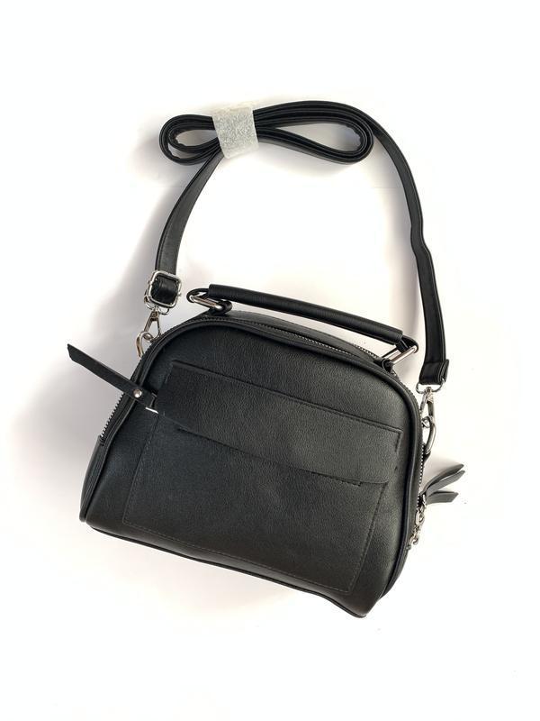 Новая качественная сумка кроссбоди кожа pu / клатч через плечо