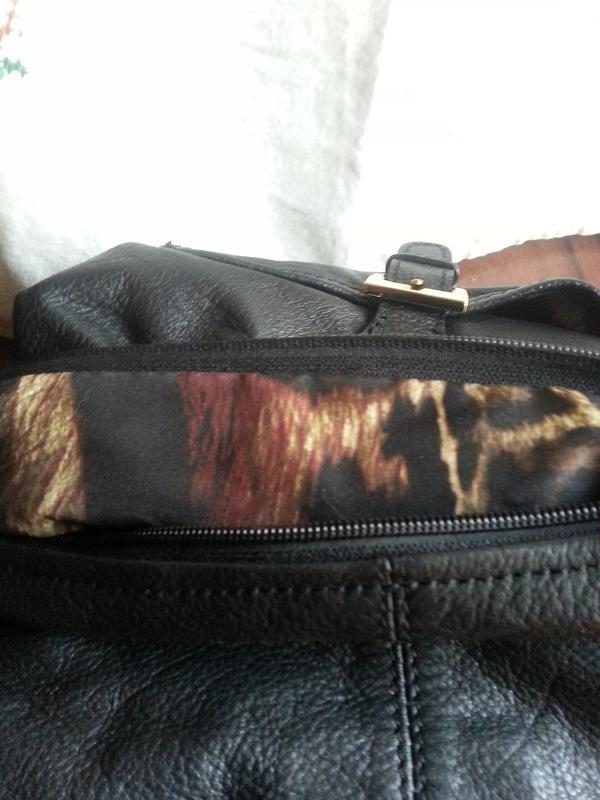 Женская кожаная сумка-рюкзак Maxx New York - Фото 10