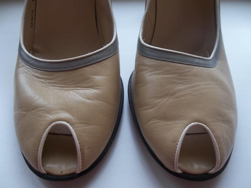 Bally туфли