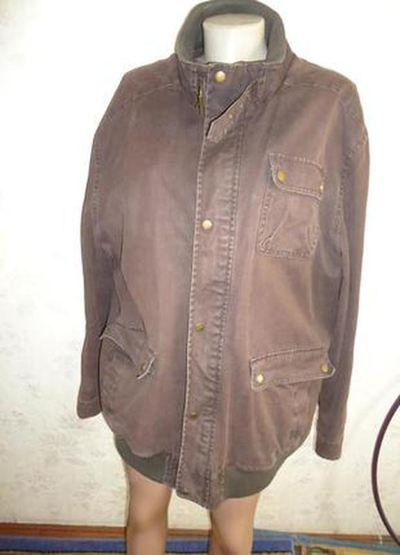 Куртка осень 54р