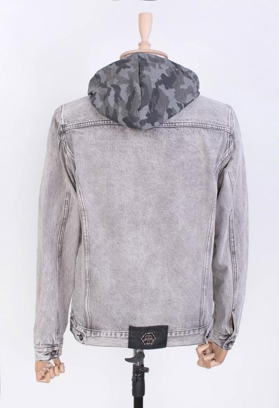 Мужчинам куртка джинсовая и-rb9900 весна/осень - Фото 2