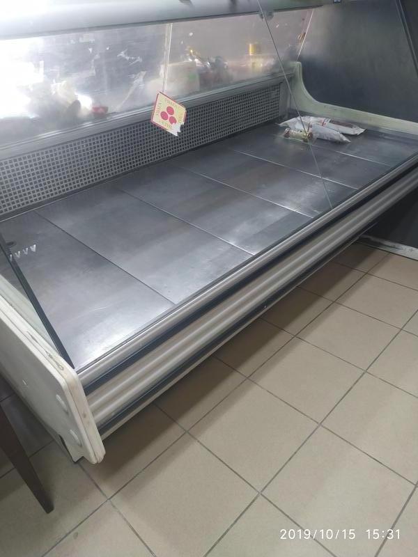 Холодильное оборудование витрина