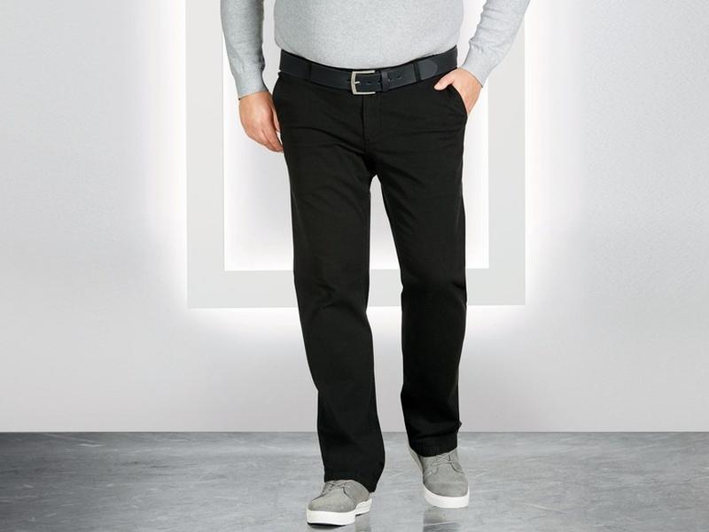 Черные джинсы, брюки, штаны 60 euro xxl, 3xl, большой размер, ...