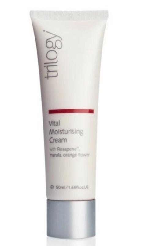 Увлажняющий крем trilogy vital moisturising cream 50ml