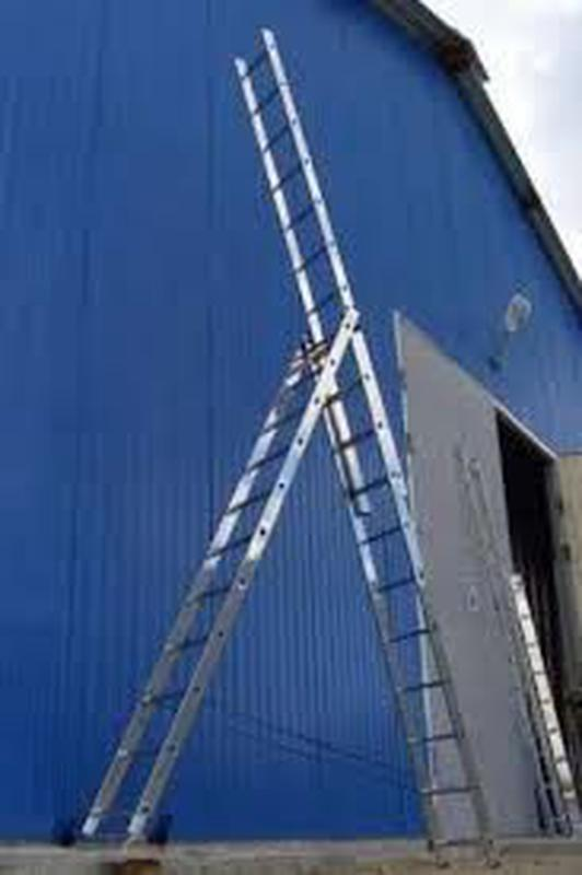 KRAFT GERMANY Professional лестница - стремянка 3\7 3\8 3\9 3\...
