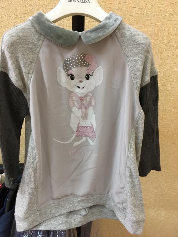 Платье monnalisa детское оригинал италия