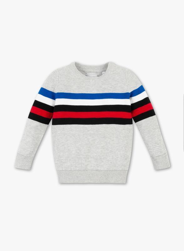 Хлопковый свитер, кофта c&a для мальчиков