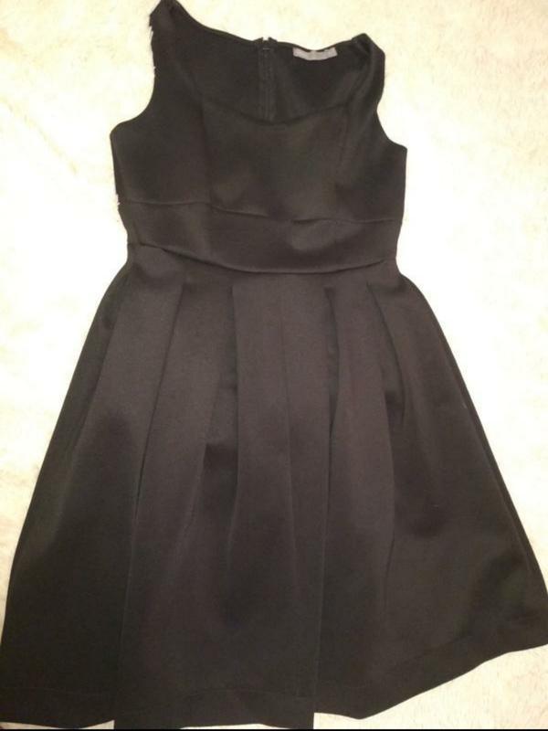 Платье чёрное asos, размер 48