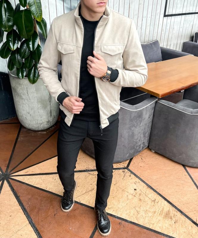 Куртка мужская. куртка чоловіча весна /осінь - Фото 3