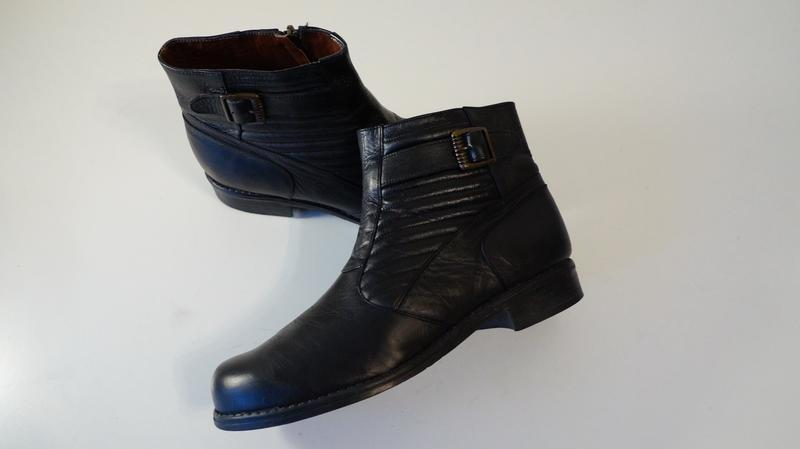 Ботинки женские mareo uno, брендовая обувь в распродаже! - Фото 4