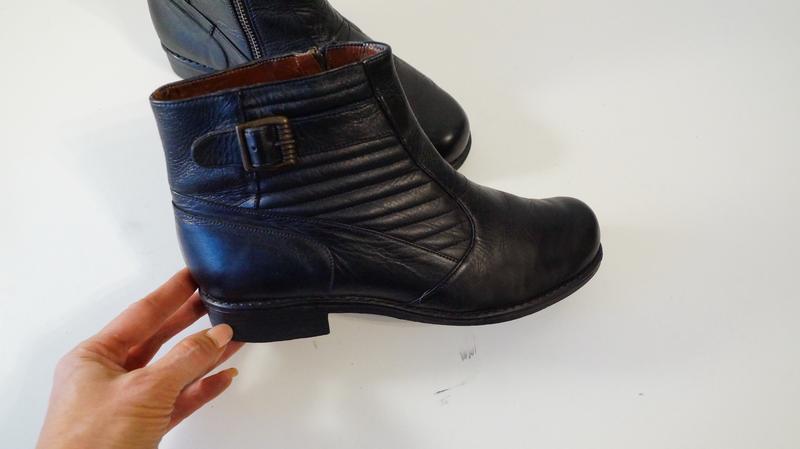 Ботинки женские mareo uno, брендовая обувь в распродаже! - Фото 6
