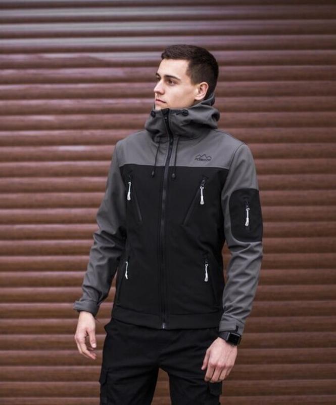 Куртка чоловіча. куртка мужская - Фото 4