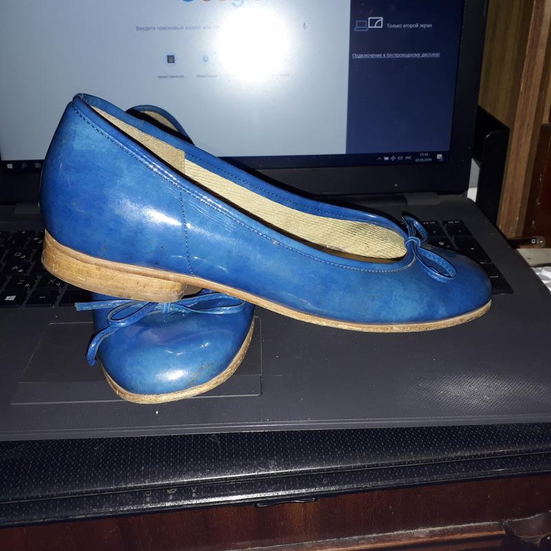 Туфли кожа gabor