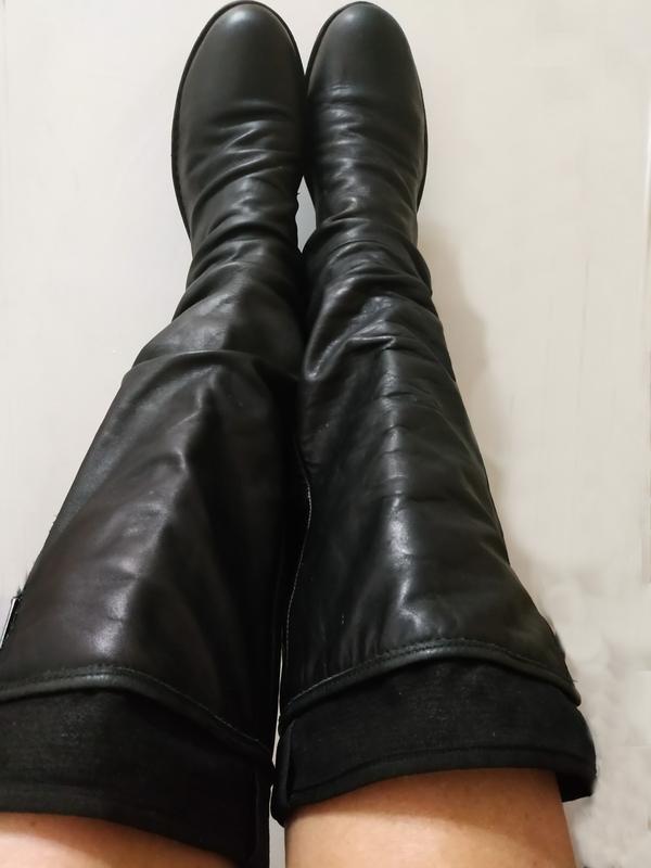 Сапоги женские осенние silga, на широкую, много осенней обуви ...