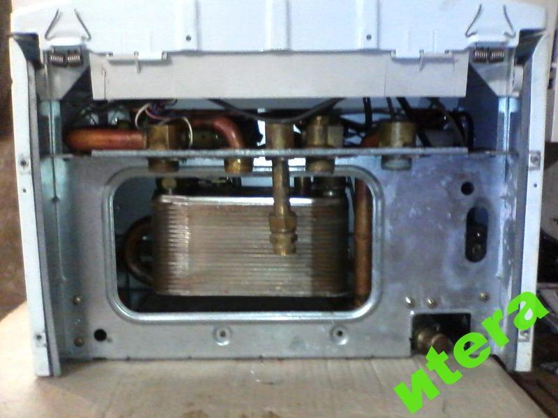Котёл газовый Vaillant Turbo PRO Plus, 24 кВт - Фото 4