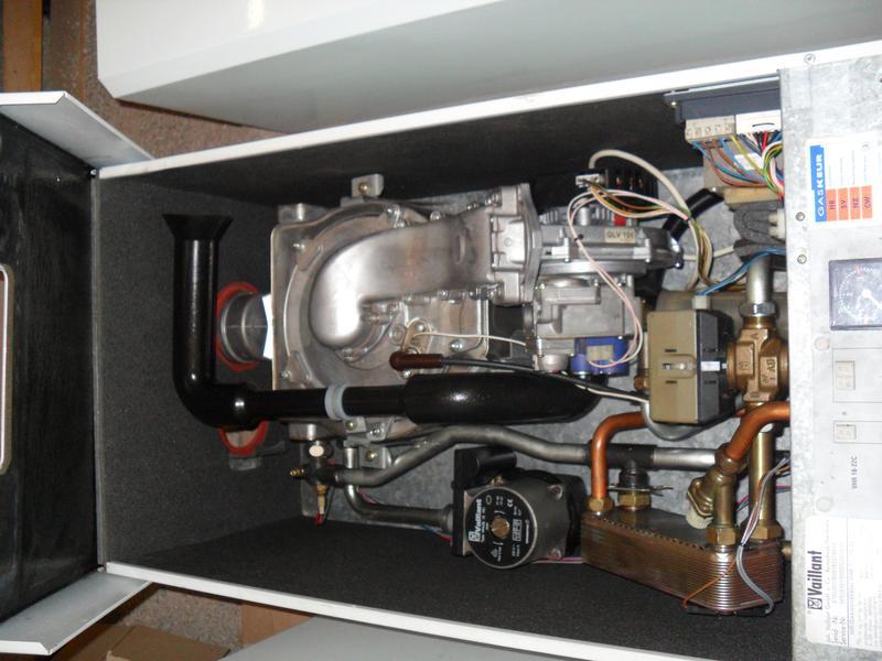 Котёл газовый конденсационный Vaillant hrSOLIDE - Фото 4