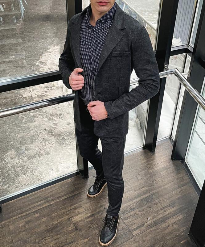 Клсибм мужской. костюм чоловічий - Фото 2