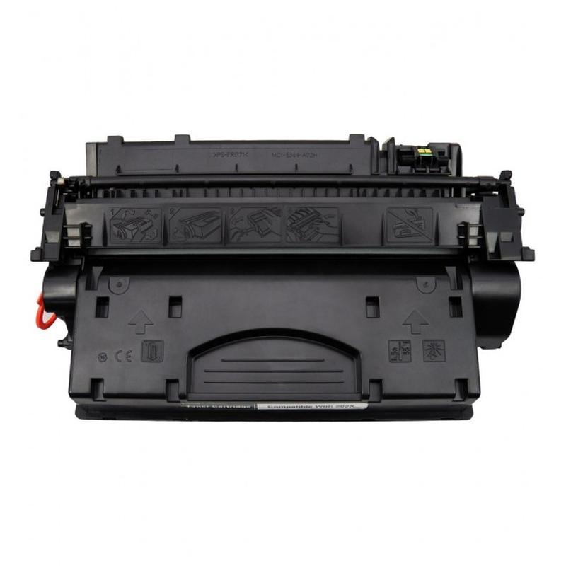 Картридж HP CE505X/CF280X/Canon 719H (сумісний)