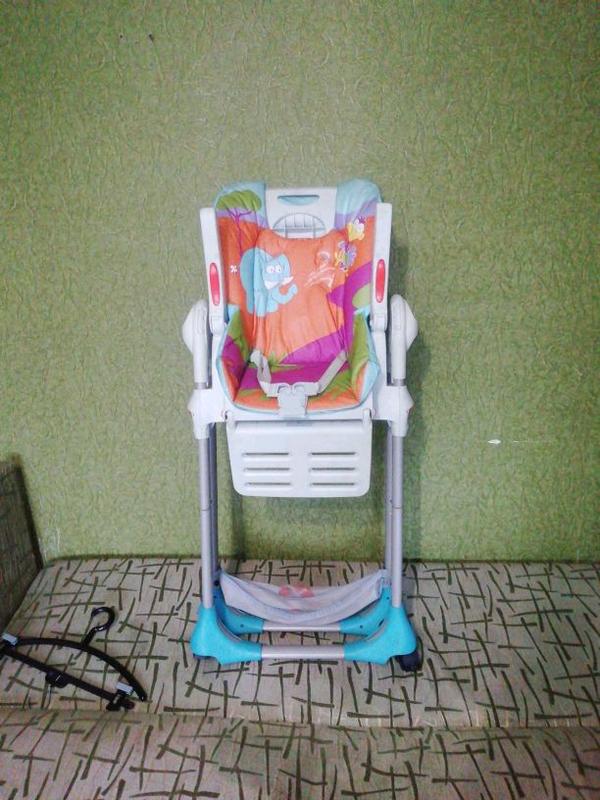 Chicco кресло для кормления