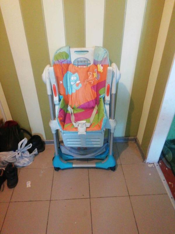Chicco кресло для кормления - Фото 2