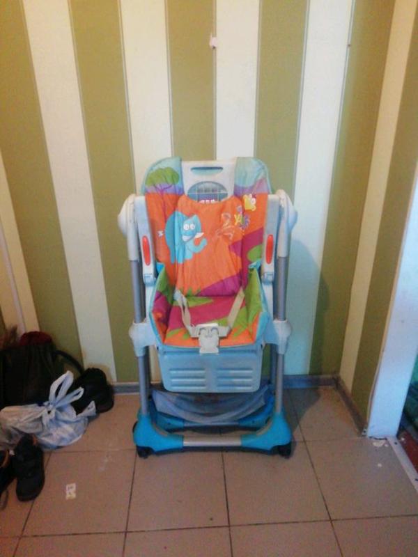 Chicco кресло для кормления - Фото 6