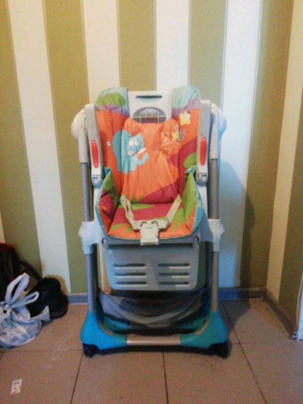 Chicco кресло для кормления - Фото 5