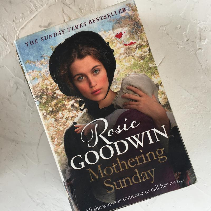 Книга на английском языке rosia goodwin mothering sunday