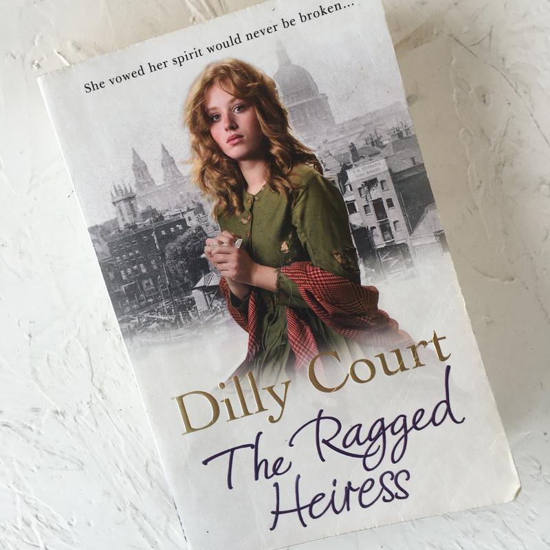 Книга на английском языке dilly court the ragged heiress