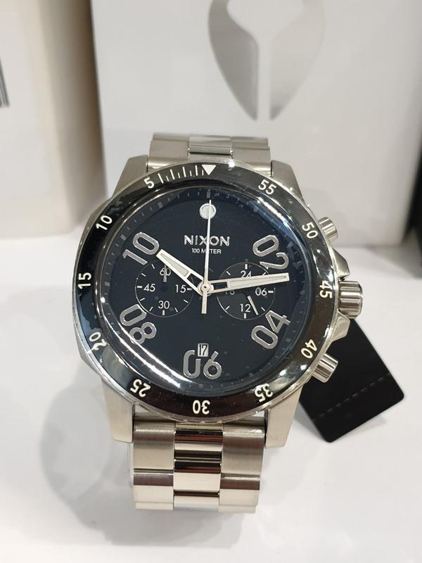 Мужские наручные часы nixon - Фото 2