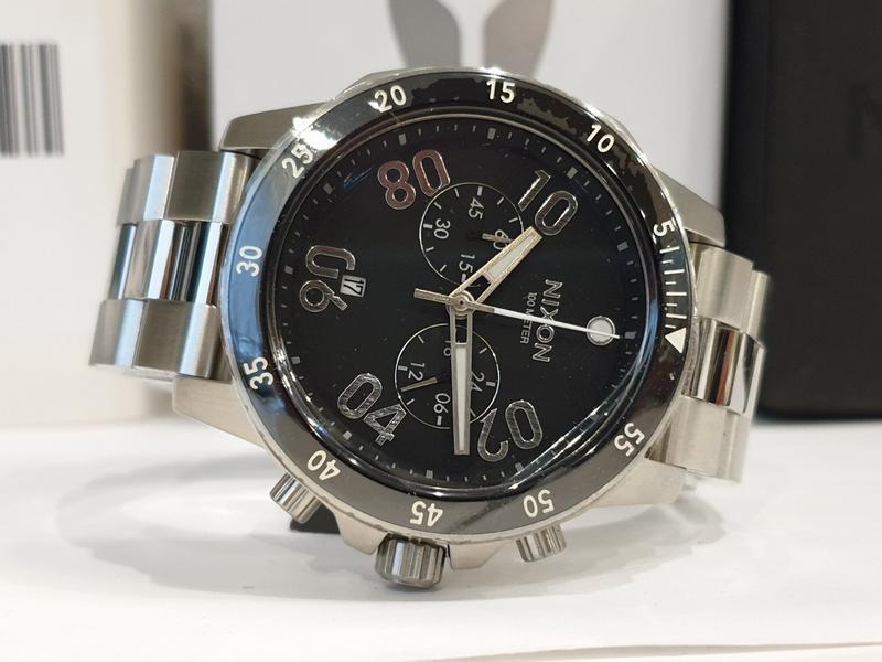 Мужские наручные часы nixon - Фото 3