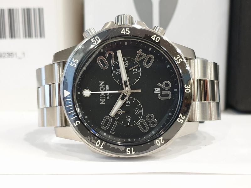 Мужские наручные часы nixon - Фото 6
