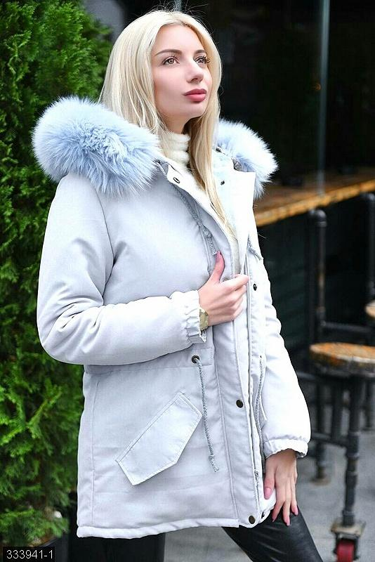 Пальто женское Зима - Фото 2