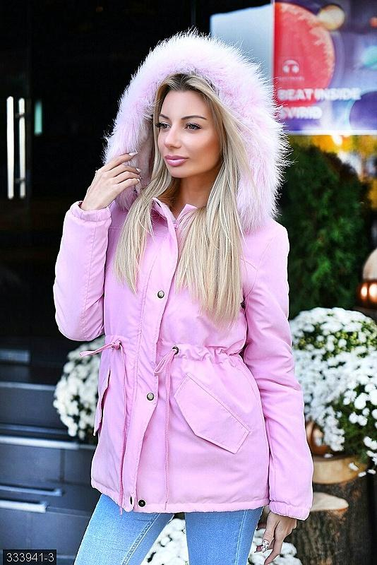 Пальто женское Зима - Фото 4