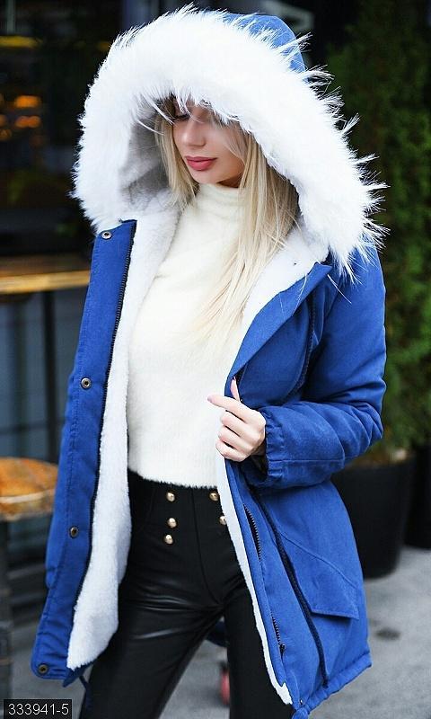 Пальто женское Зима - Фото 5