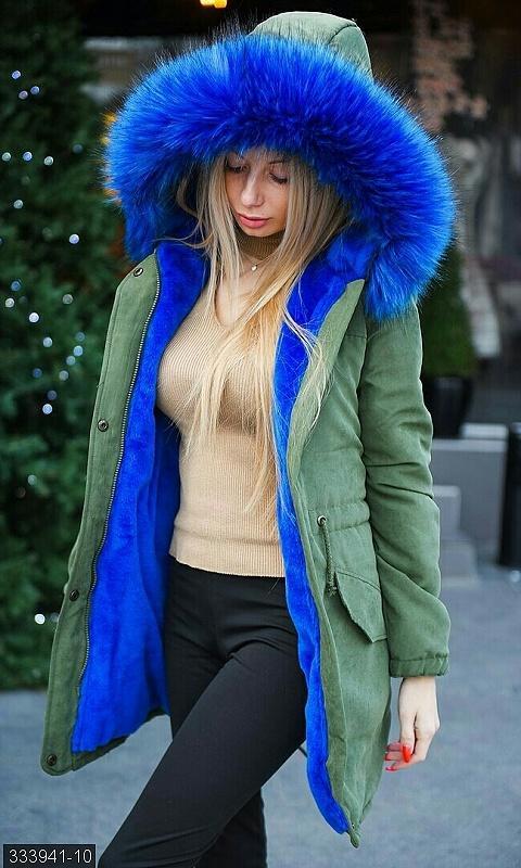 Пальто женское Зима - Фото 8