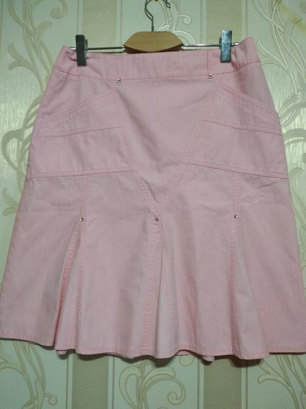 Нежная натуральная юбка, идеал.