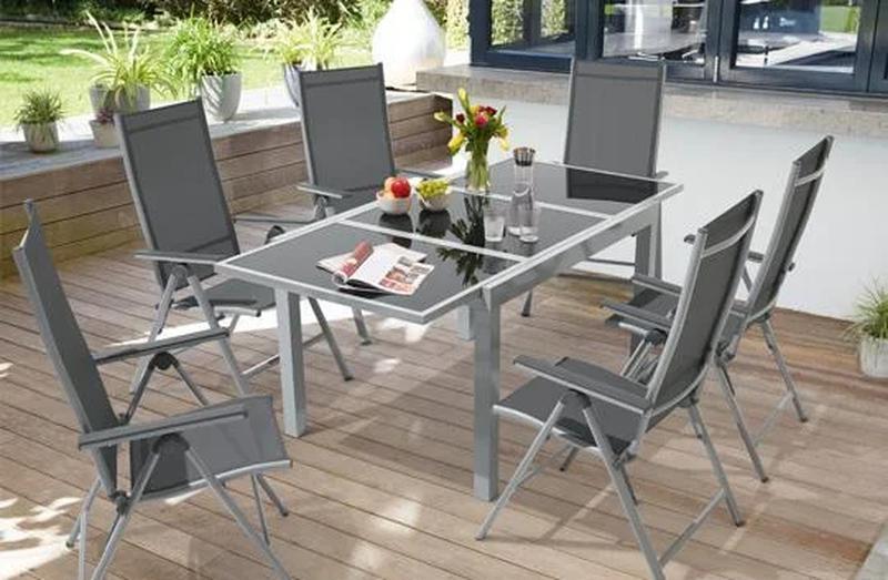 Раскладное кресло FloraBest HG04387A