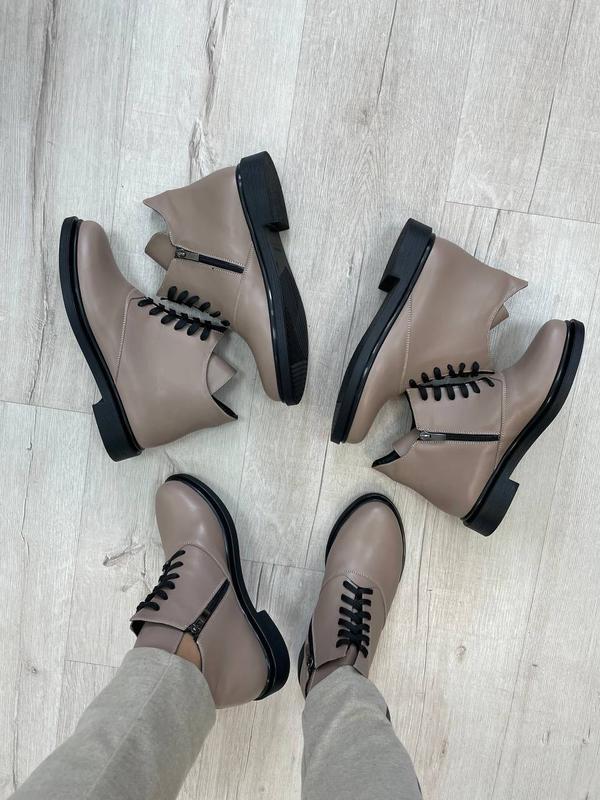 Ботинки женские деми зима 🔝любой цвет