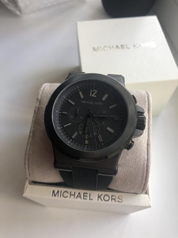 Мужские часы michael kors mk8152 - Фото 3