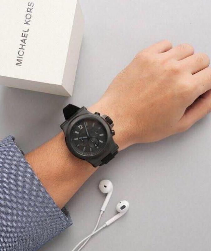 Мужские часы michael kors mk8152 - Фото 5