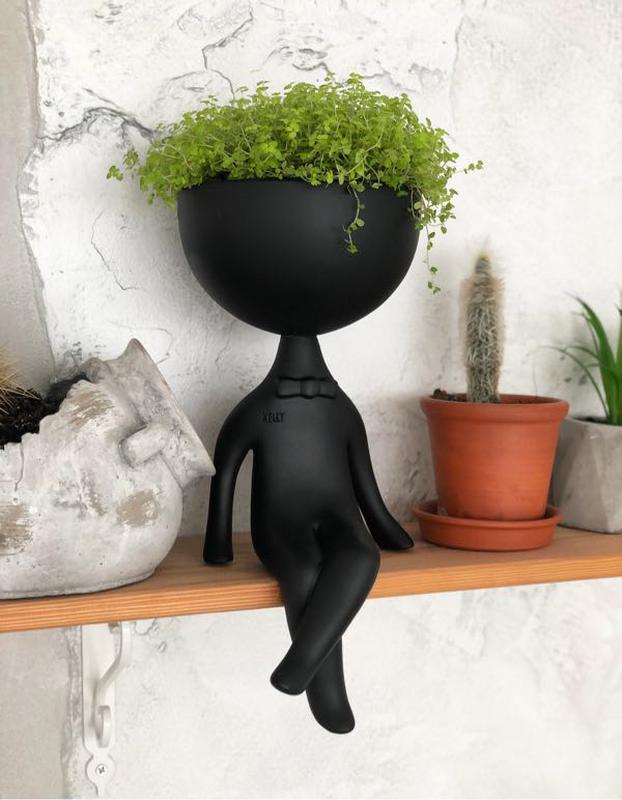 Дизайнерский кашпо(горшок) для растений
