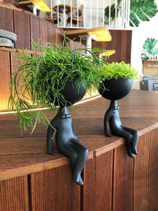 Дизайнерский кашпо(горшок) для растений - Фото 4