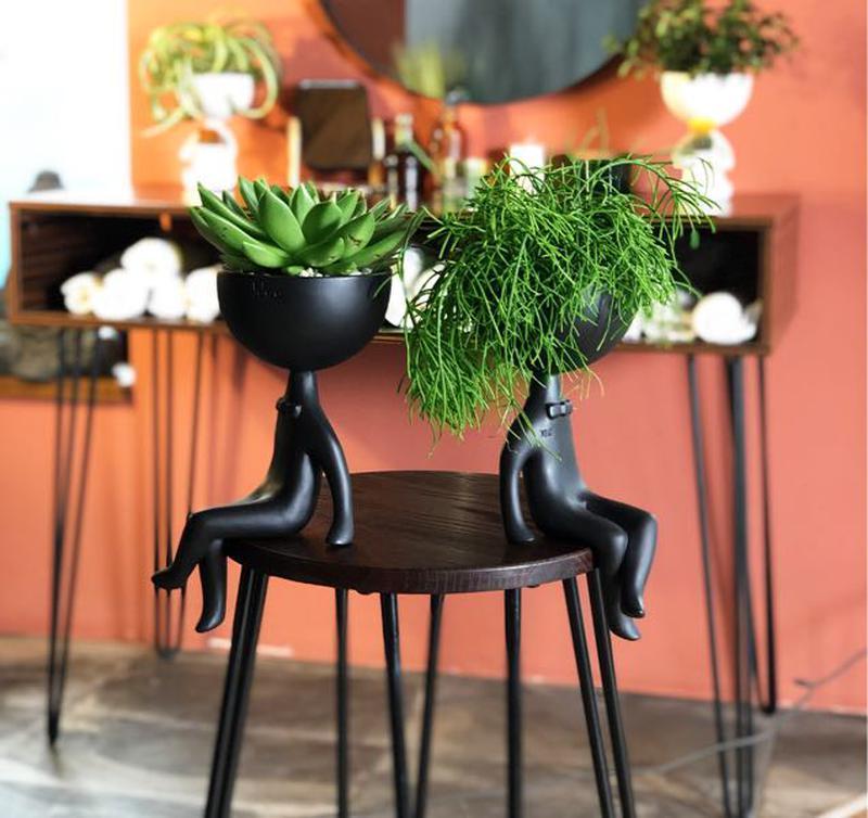 Дизайнерский кашпо(горшок) для растений - Фото 6