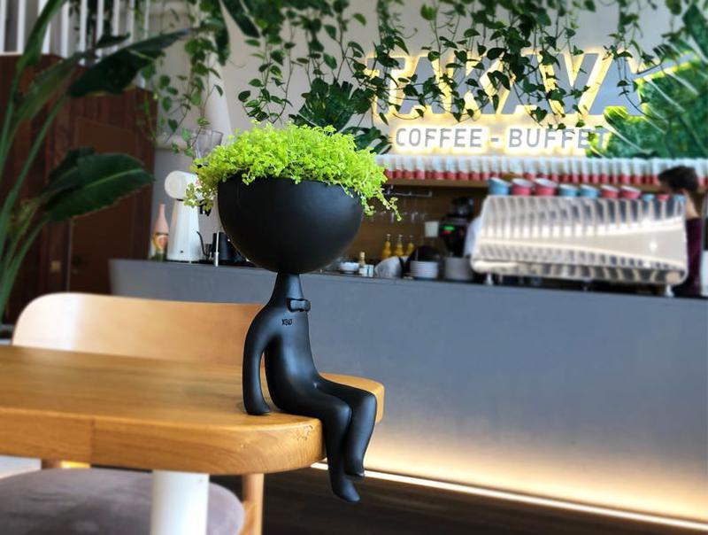 Дизайнерский кашпо(горшок) для растений - Фото 5
