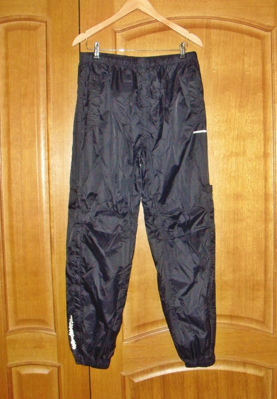 Непромокаемые и непродуваемые мужские штаны самосбросы Craghopper