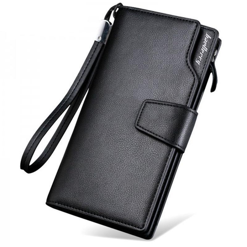 Мужское портмоне клатч кошелек Baellerry business