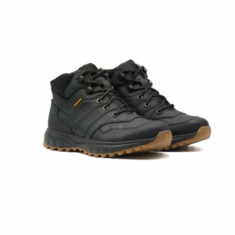 Мужские зимние кроссовки ботинки натуральная кожа в наличии ук...