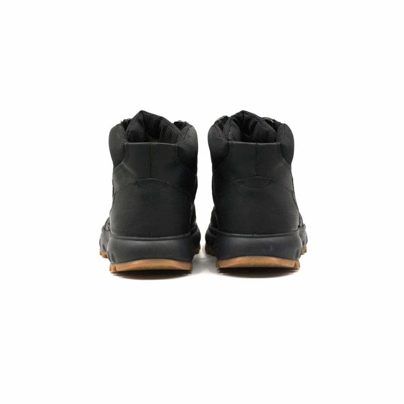Мужские зимние кроссовки ботинки натуральная кожа в наличии ук... - Фото 2