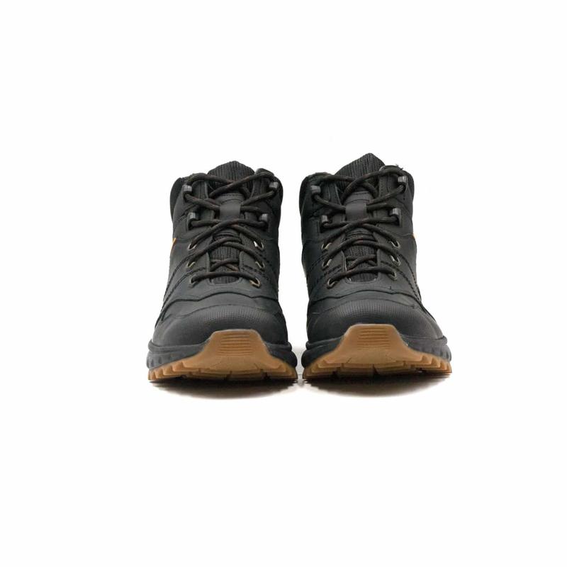 Мужские зимние кроссовки ботинки натуральная кожа в наличии ук... - Фото 3