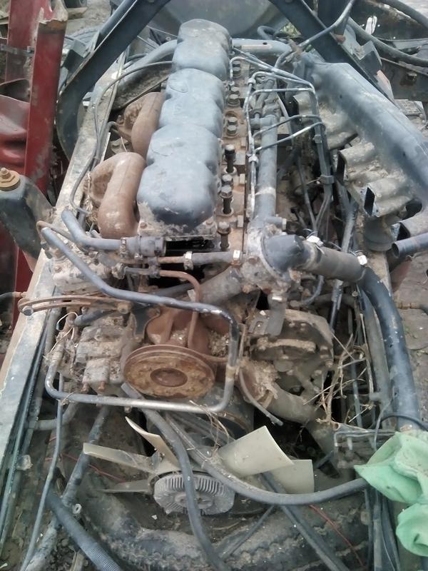 Двигатель Мотор Man 8.150 по запчастям